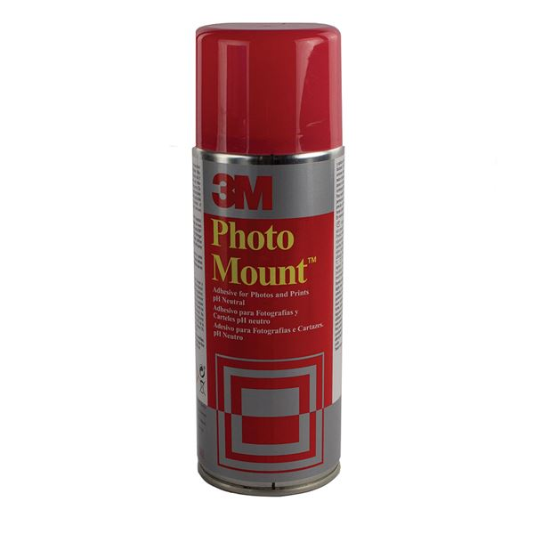 3M Photomount, 400ml can - PSM4