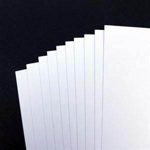 200gsm White Card