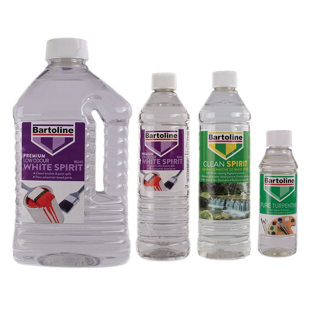 Spirit Cleaners - Seawhite of Brighton Ltd