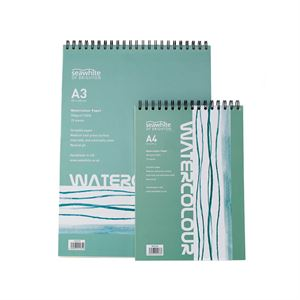 Spiral Watercolour Pads Category Pic
