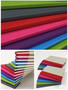 Creative quarterbound Sketchbooks