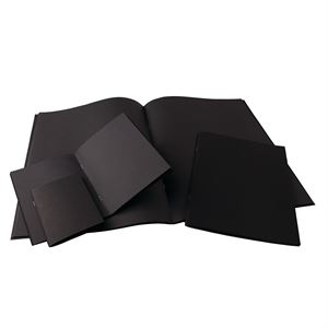 Black Paper Starter Sketchbooks