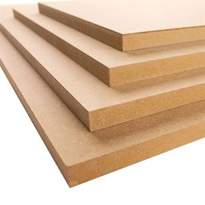 12mm MDF Boards - A3, pack of 4 MDFA3